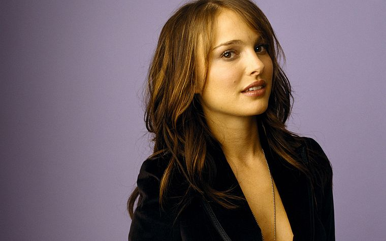 women, actress, Natalie Portman - desktop wallpaper