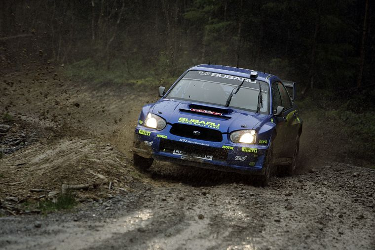 cars, rally, Subaru, Subaru Impreza WRC, WRC - desktop wallpaper