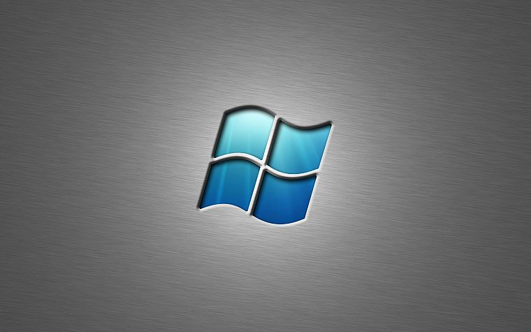 Microsoft, Microsoft Windows, logos - desktop wallpaper