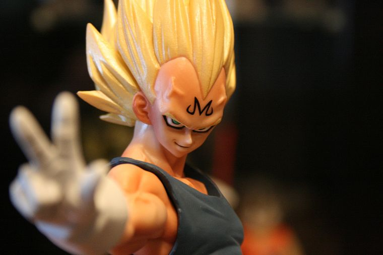 Vegeta, toys (children), figurines, Dragon Ball Z, Dragonball - desktop wallpaper