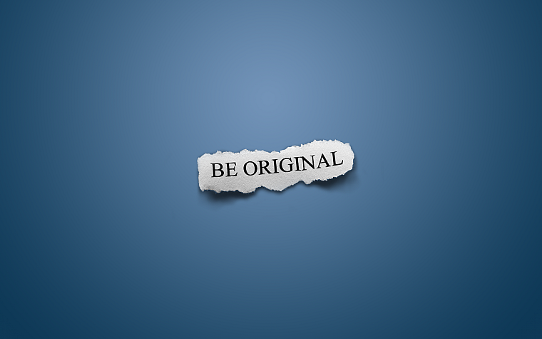 blue, minimalistic, text, motivation, advice, motivational - desktop wallpaper