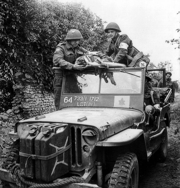 War, Army, Soldier, Infantry, Jeep, World War II, Battles