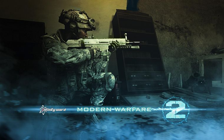 video games, Call of Duty, Call of Duty: Modern Warfare 2 - desktop wallpaper