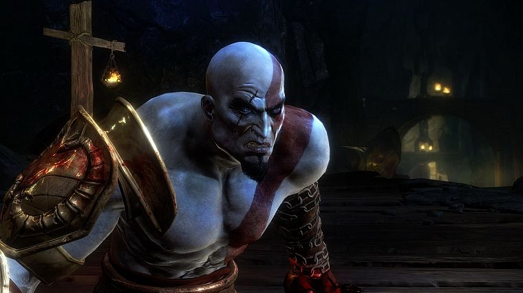 God of War - desktop wallpaper