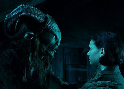 agora, Pan's Labyrinth - random desktop wallpaper