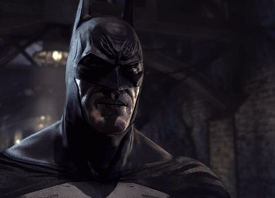 Batman, Batman Arkham Asylum - random desktop wallpaper