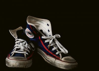 shoes, Converse, dirty, sneakers - random desktop wallpaper