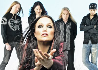 Tarja Turunen, Nightwish - random desktop wallpaper