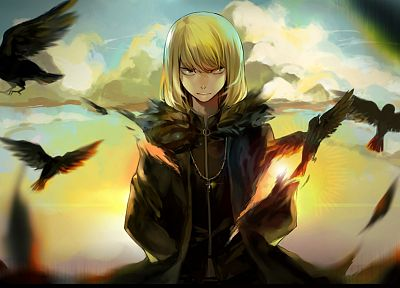 Death Note, anime, Mello - random desktop wallpaper