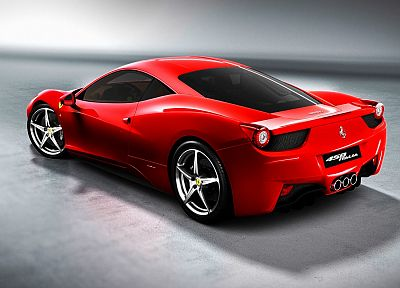 cars, Ferrari, red cars, sports cars - random desktop wallpaper