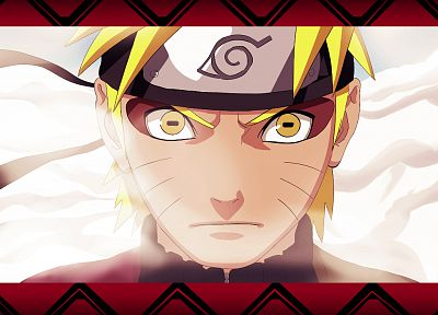 Naruto: Shippuden, Sage Mode, Uzumaki Naruto - related desktop wallpaper