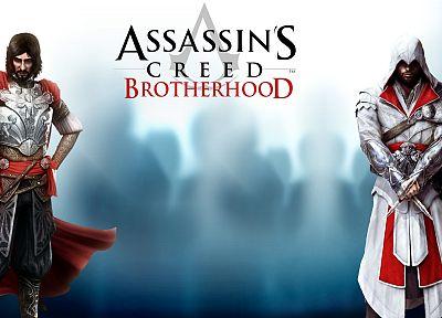 Assassins Creed Brotherhood - newest desktop wallpaper