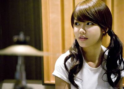 women, Girls Generation SNSD, celebrity, Choi Sooyoung, K-Pop, bangs - desktop wallpaper