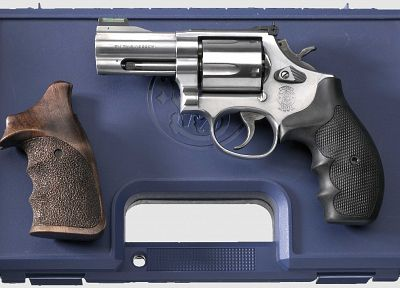guns, revolvers, weapons, Smith and Wesson - related desktop wallpaper