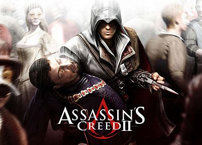 Assassins Creed 2, Ezio Auditore da Firenze - related desktop wallpaper