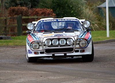 cars, rally, Lancia, vehicles, Lancia 037, Lancia Rally 037, front view - related desktop wallpaper