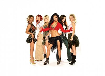 Pussycat Dolls, Ashley Roberts - random desktop wallpaper