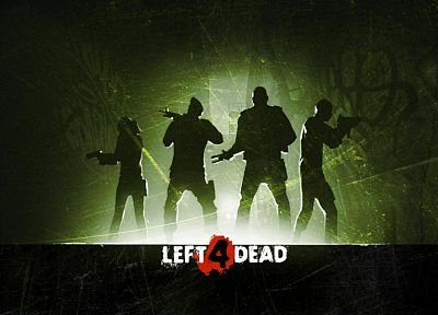 Left 4 Dead, game - random desktop wallpaper