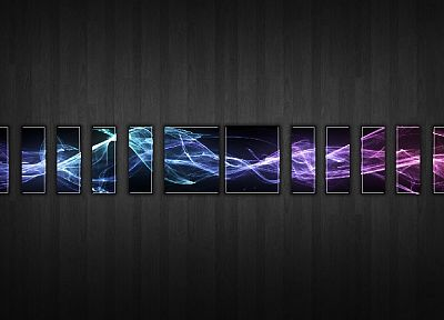 abstract, panels - random desktop wallpaper