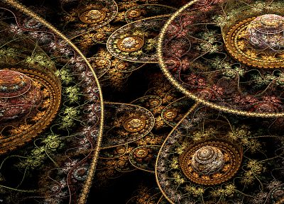 abstract, fractals, patterns - related desktop wallpaper