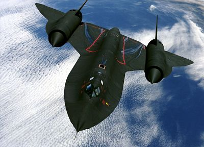 aircraft, military, SR-71 Blackbird - related desktop wallpaper