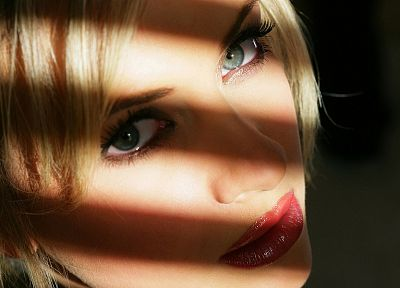 blondes, women, blue eyes, Digital Desire magazine, faces - random desktop wallpaper