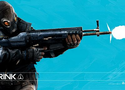 video games, soldier, Brink, fps - related desktop wallpaper