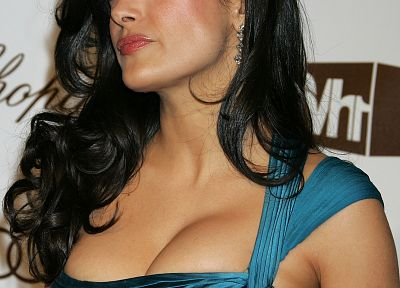 Salma Hayek, Mexican - random desktop wallpaper