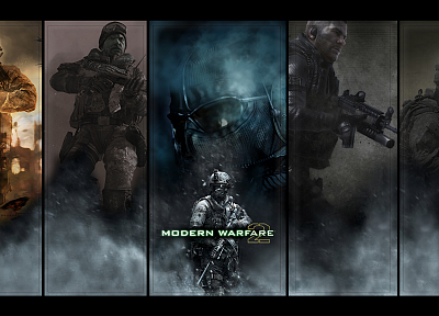 Modern Warfare 2 - random desktop wallpaper