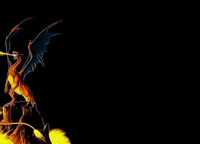 Pokemon, Charizard - newest desktop wallpaper