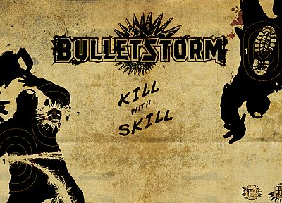 video games, Bulletstorm - random desktop wallpaper