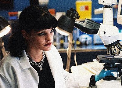 TV, women, Pauley Perrette, Abby Sciuto, NCIS - random desktop wallpaper