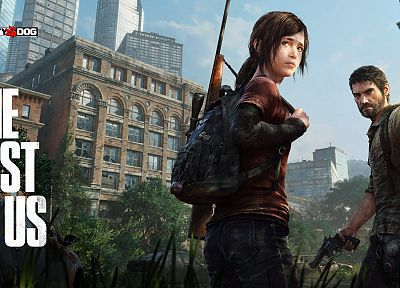 video games, PlayStation, naughty dog, Playstation 3, games, The Last of Us - desktop wallpaper
