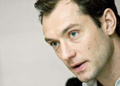 men, actors, Jude Law - related desktop wallpaper