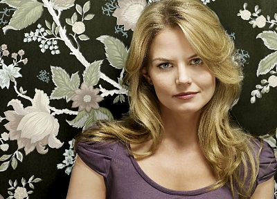 blondes, women, actress, Jennifer Morrison - desktop wallpaper