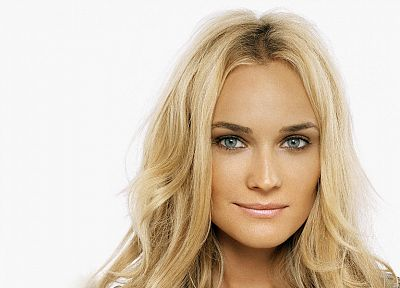 blondes, women, Diane Kruger - random desktop wallpaper