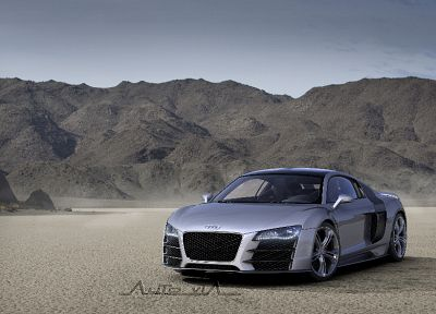 cars, Audi R8 V12 - desktop wallpaper
