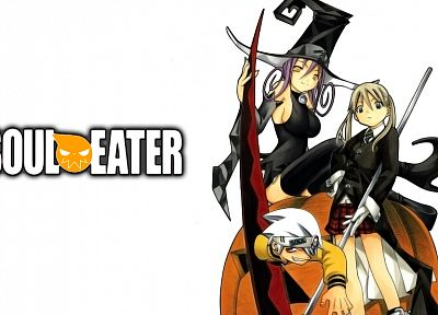 Soul Eater, Blair, Albarn Maka, anime - related desktop wallpaper