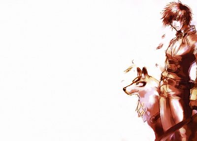 Shadow Hearts, simple background - random desktop wallpaper