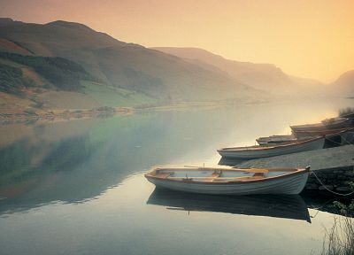landscapes, nature, boats, vehicles - related desktop wallpaper