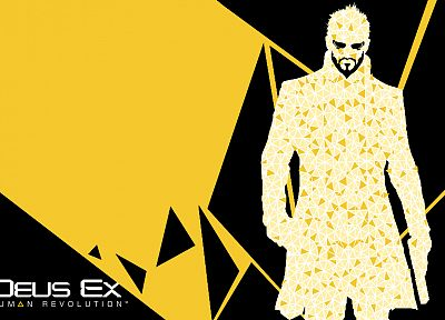 Deus Ex - desktop wallpaper