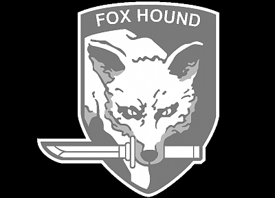Metal Gear Solid, Fox Hound - random desktop wallpaper