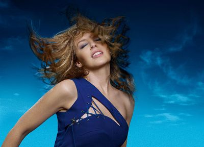 Kylie Minogue - random desktop wallpaper