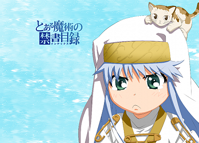 Index Librorum Prohibitorum, Toaru Majutsu no Index - desktop wallpaper