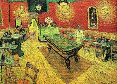 paintings, Vincent Van Gogh, artwork - related desktop wallpaper