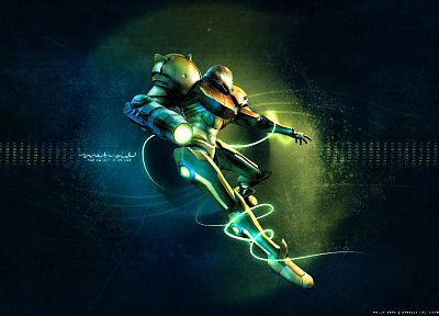 Metroid, video games, minimalistic, grunge, Samus Aran, Metroid Prime, varia - related desktop wallpaper