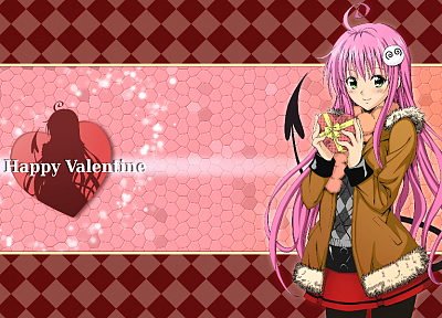 To Love Ru, Lala Satalin Deviluke, anime girls - random desktop wallpaper