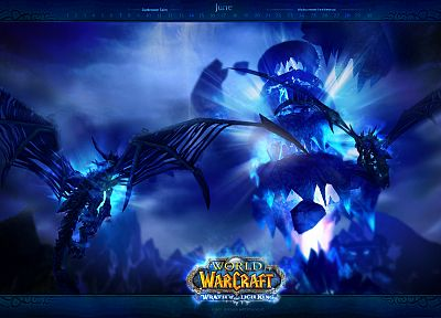 World of Warcraft, fantasy art, World of Warcraft: Wrath of the Lich King - desktop wallpaper