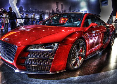 cars, Audi, vehicles, Audi R8, German cars - related desktop wallpaper