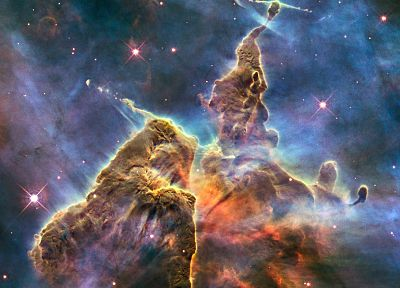 outer space, stars, nebulae, Hubble - related desktop wallpaper